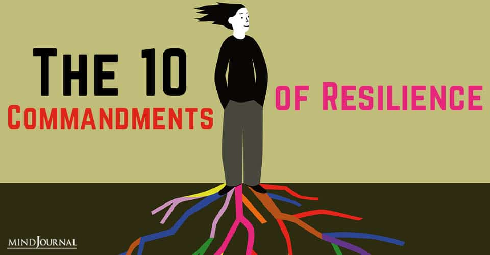 Commandments Of Resilience Win Life