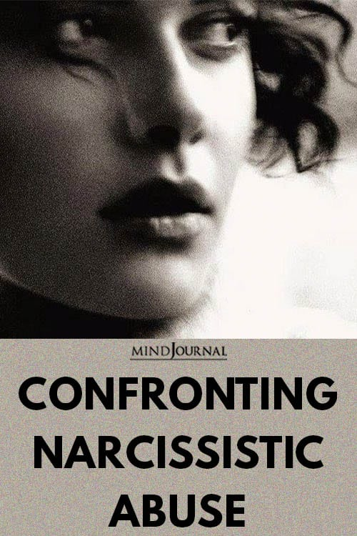 Confronting Narcissistic Abuse