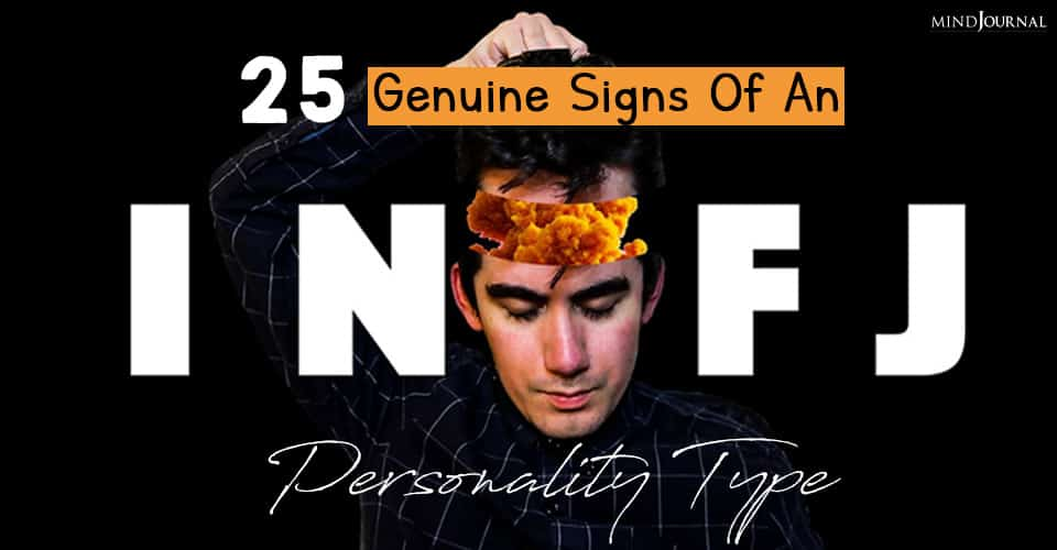 Genuine Signs Of An INFJ Personality Type