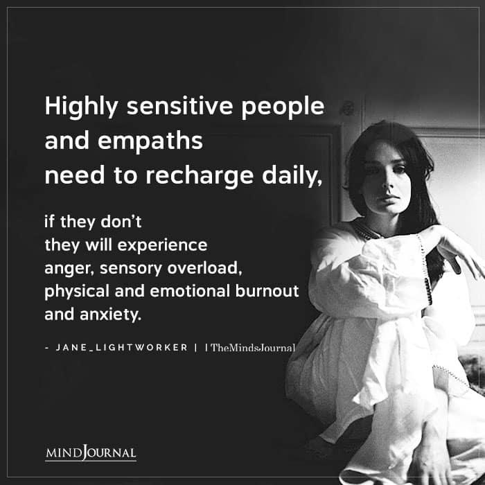empath feels guilty