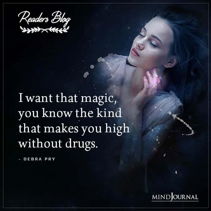 I Want That Magic