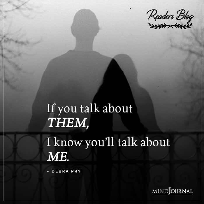 If You Talk About Them