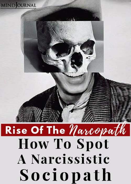 Rise of The Narcopath pin