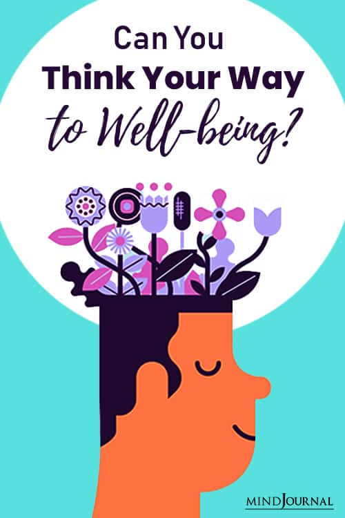 Think Your Way Wellbeing pin