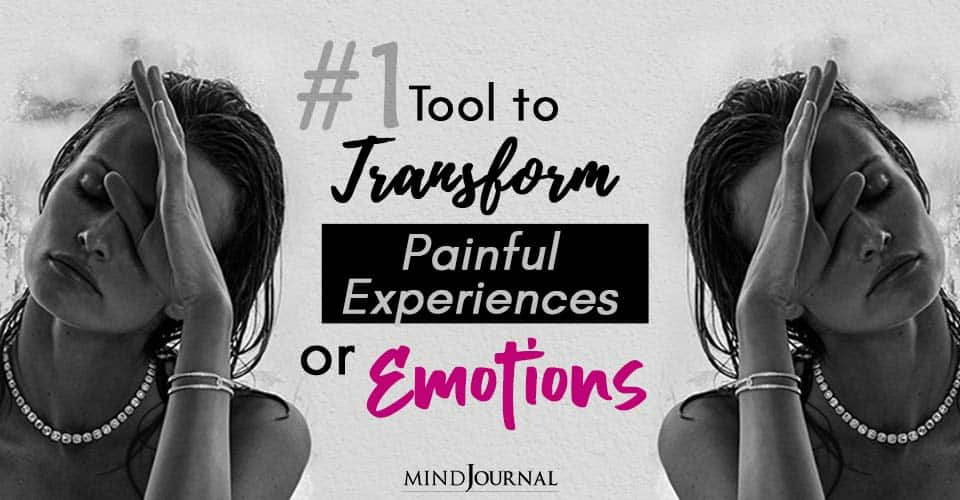 Tool Transform Painful Experiences Emotions