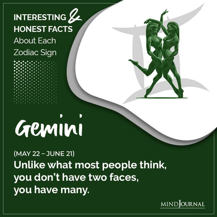 Interesting and Honest Facts About Each Zodiac Sign