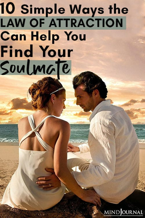 Ways Law of Attraction Help Find Soulmate pin