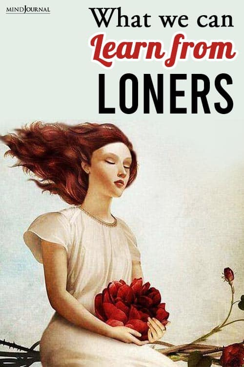 What Learn From Loners pin