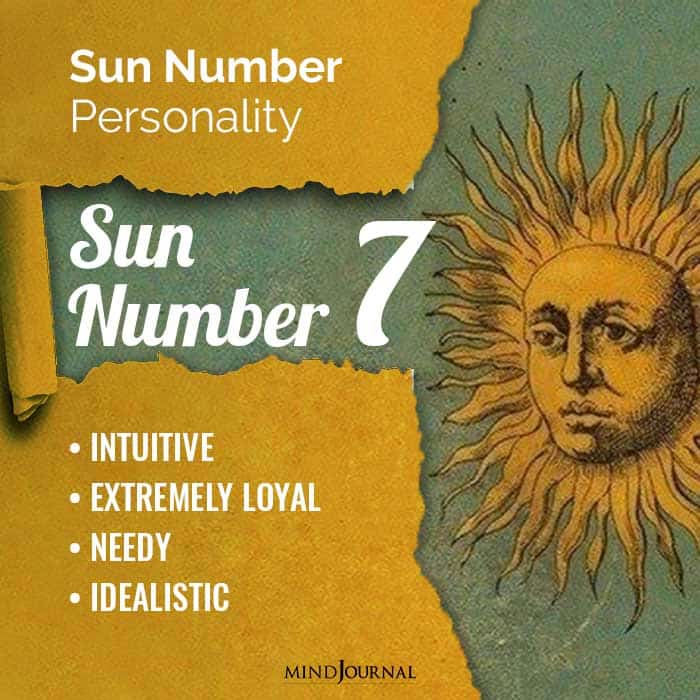 Numerology: What Your Sun Number Says About You