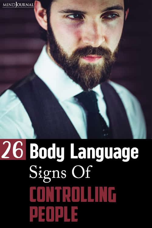 body language signs controlling people pinop