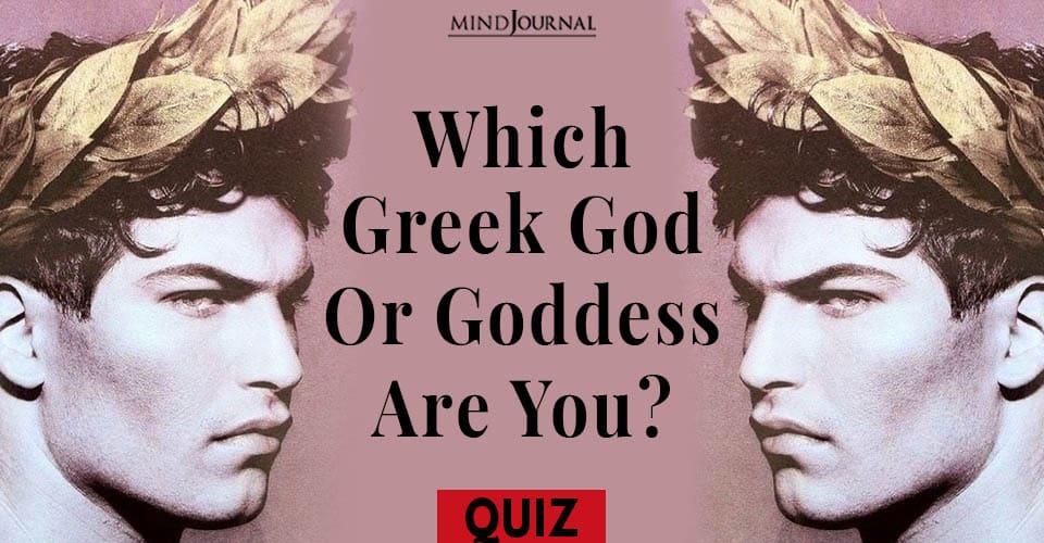 greek god quiz