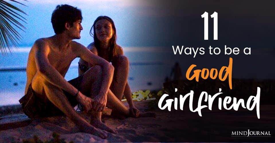 ways to be good gf