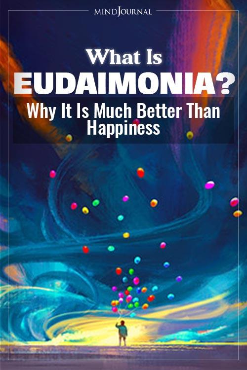 what is eudaimonia pin