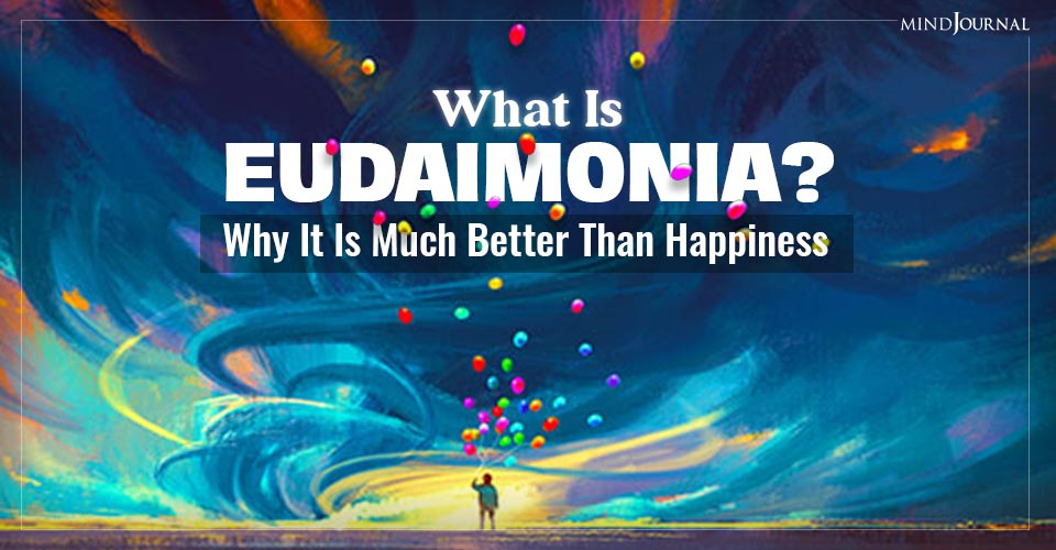 what is eudaimonia
