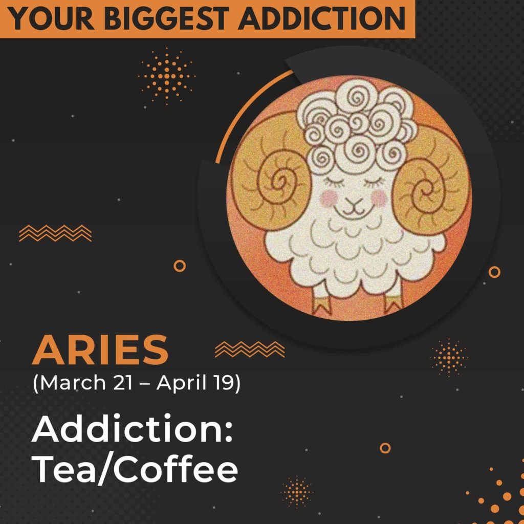 What's Your Biggest Addiction Based On Your Zodiac Sign