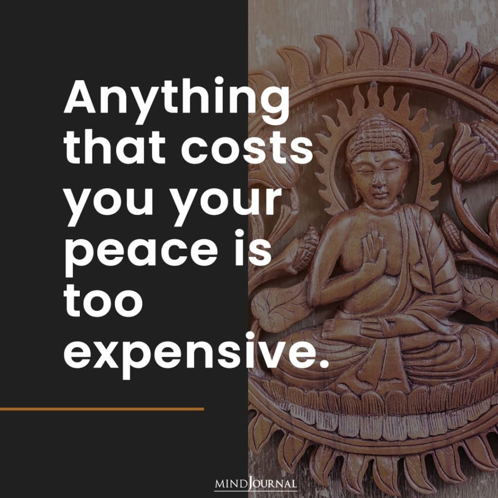 Anything that costs you.