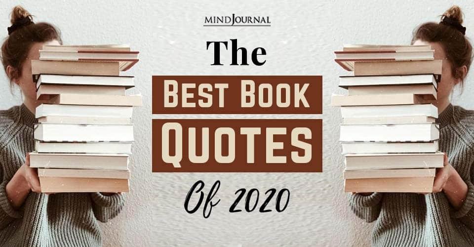 Best Book Quotes 2020 Understand Life