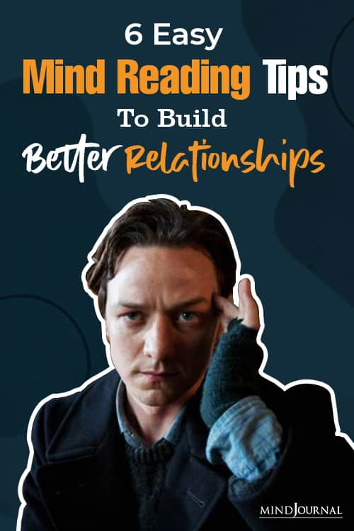 Easy Mind Reading Tips Build Better Relationships Pin