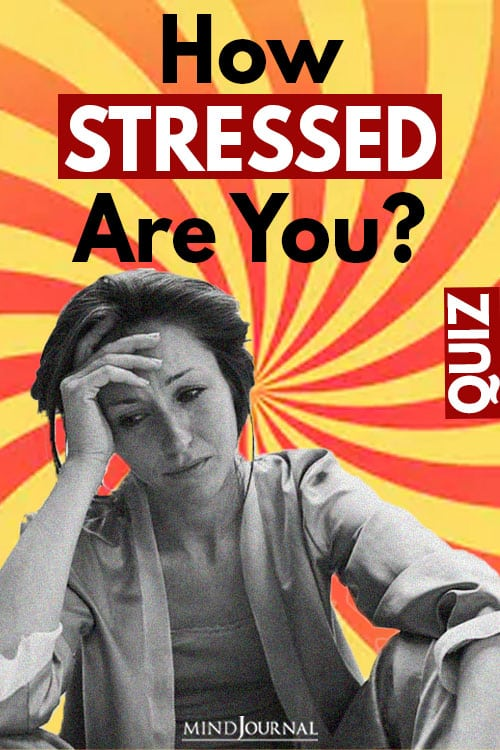How Stressed Are You pin