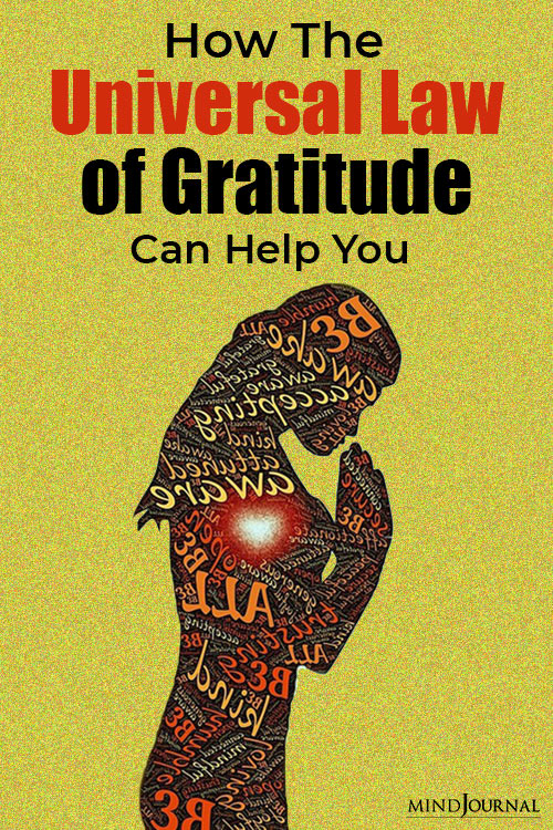 How Universal Law Gratitude Can Help You Pin