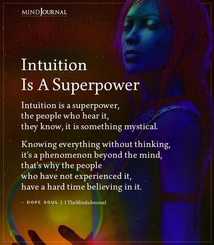 empath intuition