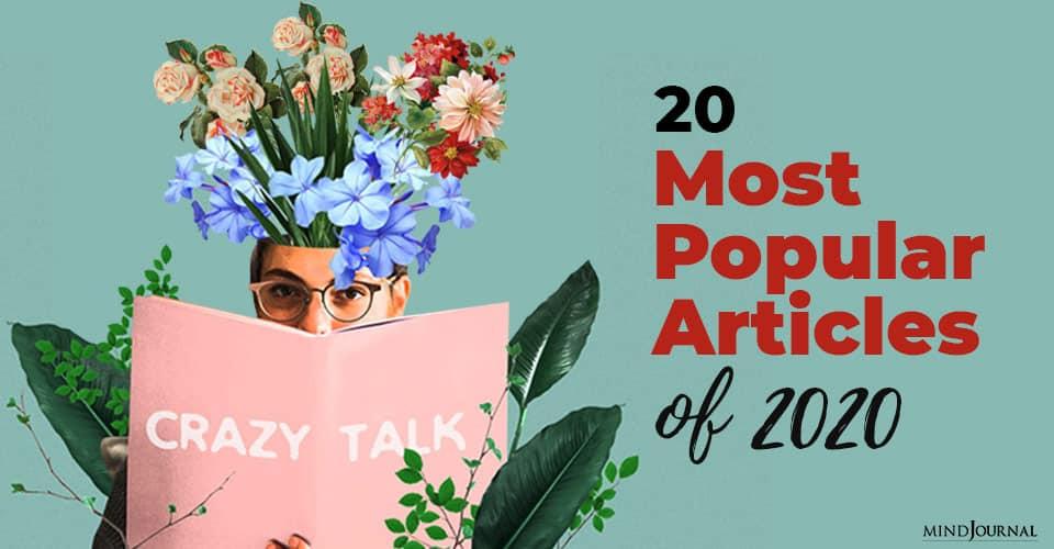 Most Popular Articles 2020