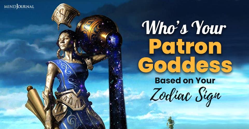Patron Goddess Zodiac Sign