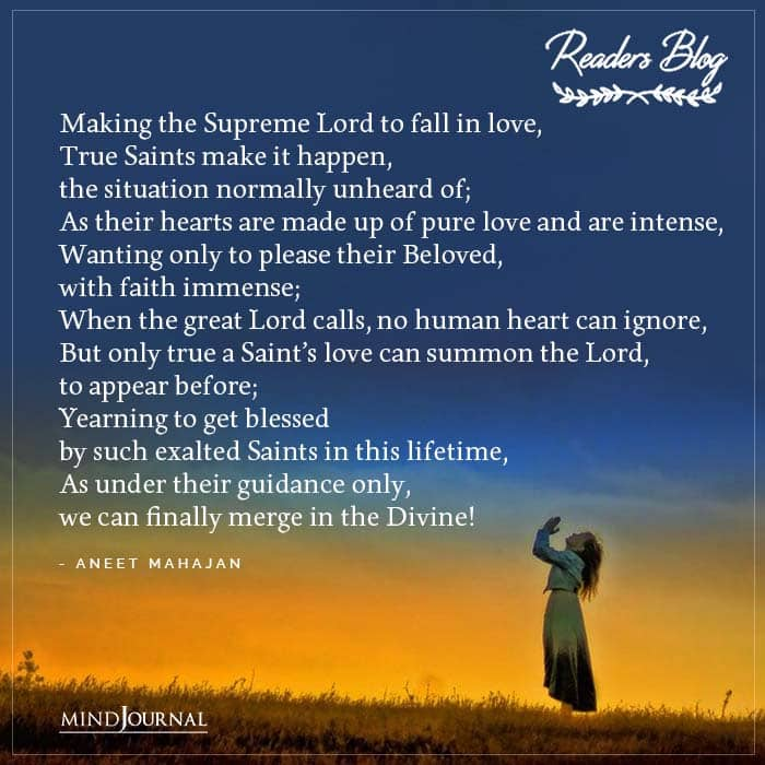 Remembering The True Saints