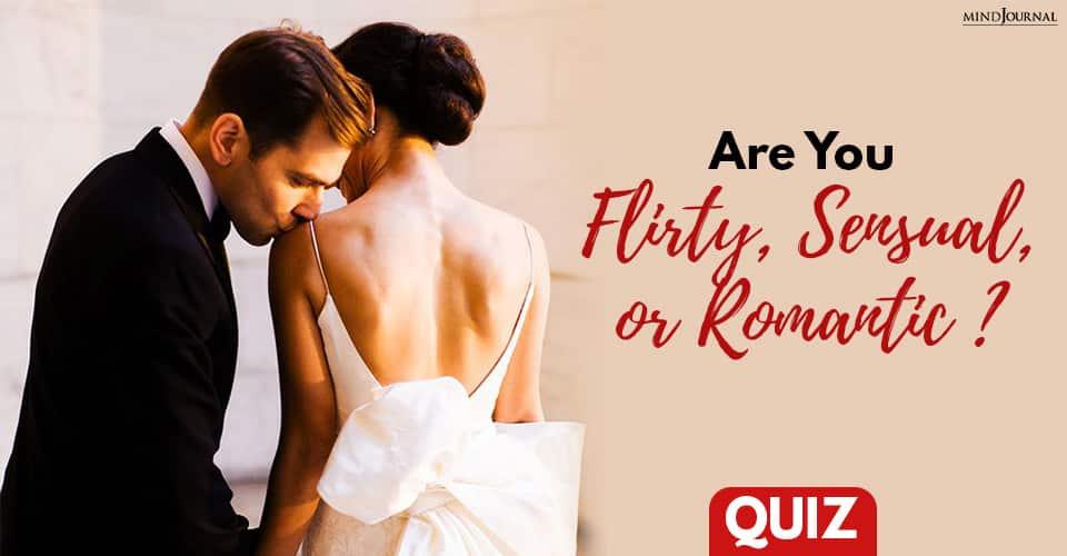 Romantic Personality QUIZ