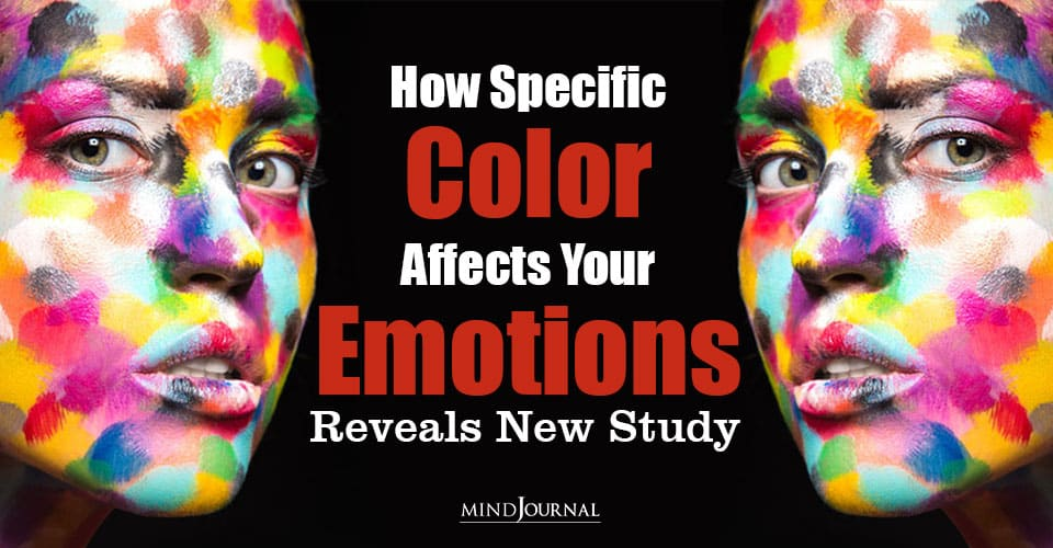 Specific Color Affects Emotions