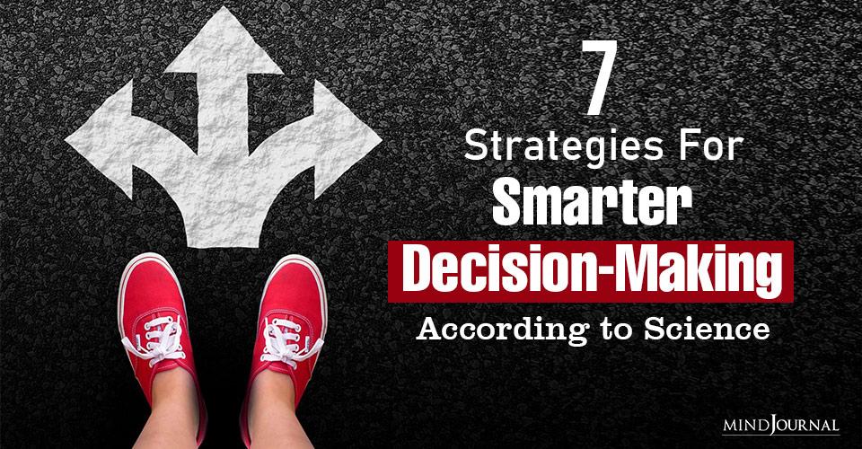 Strategies Smarter Decision Making