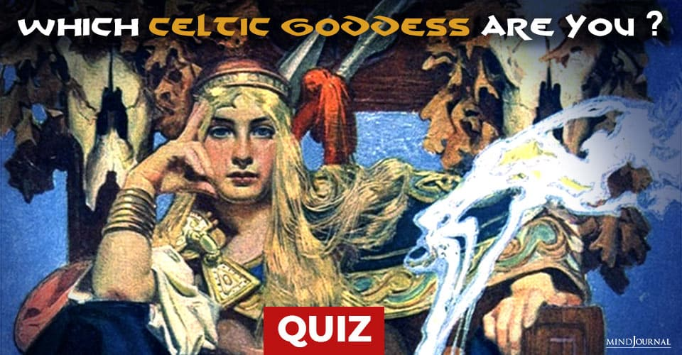 Which Celtic Goddess Are You