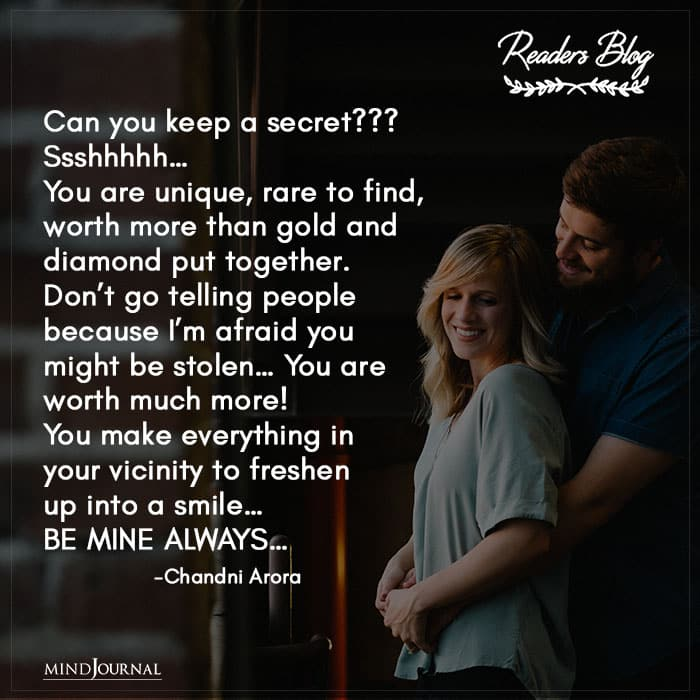 You Are Worth Much More