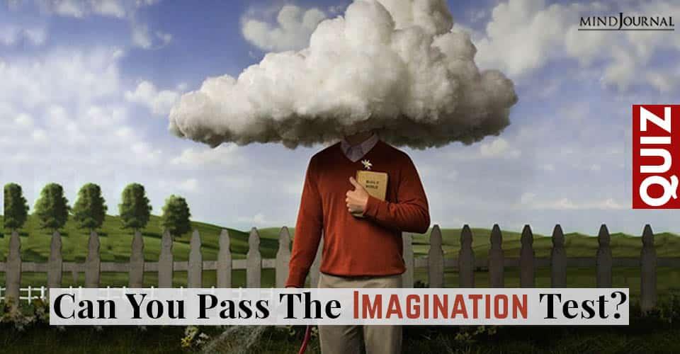 You Pass Imagination Test