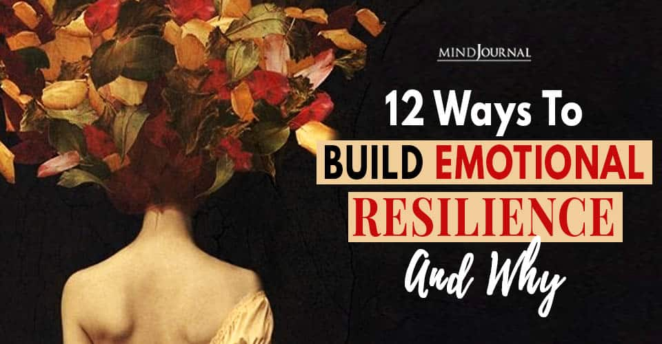 build emotional resilence why