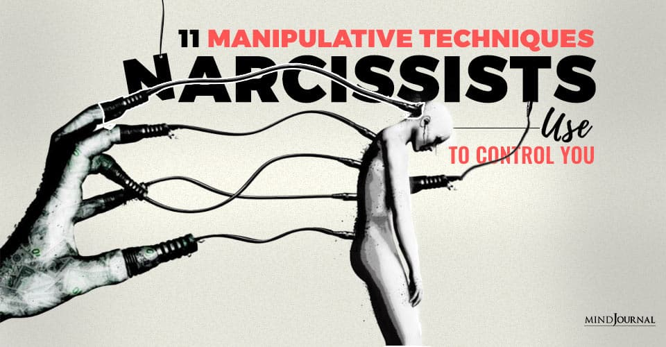 manipulative narcissists