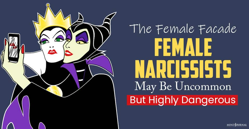 the female facade narcissists
