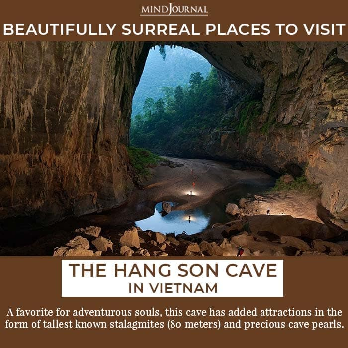 27 Beautiful Surreal Places To Visit Before You Die