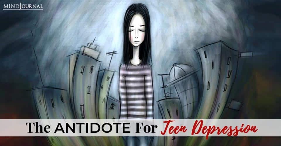 Antidote Teen Depression