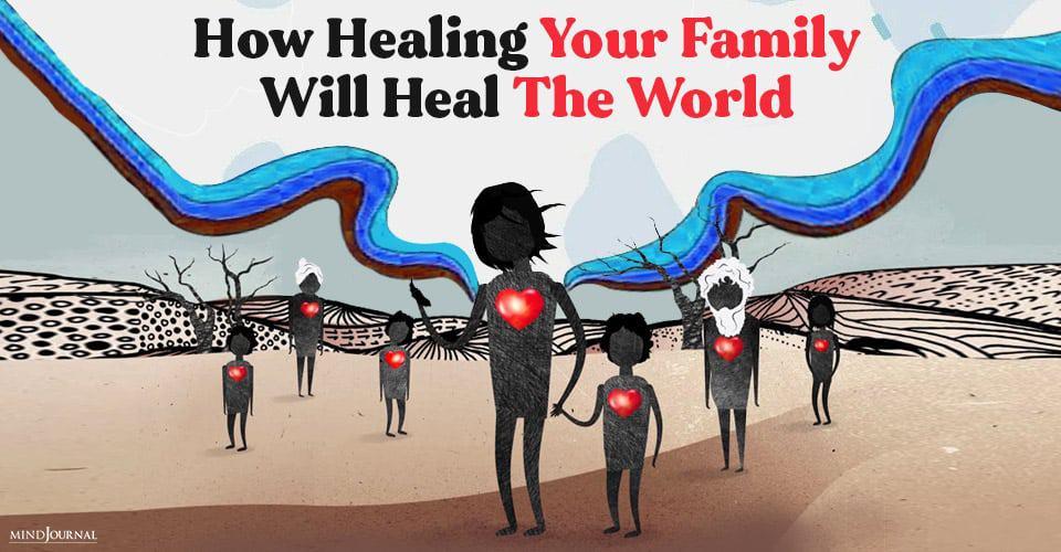 Healing Family Heal World