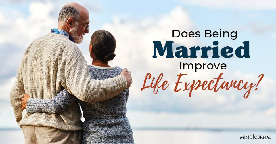 Married Improve Life Expectancy