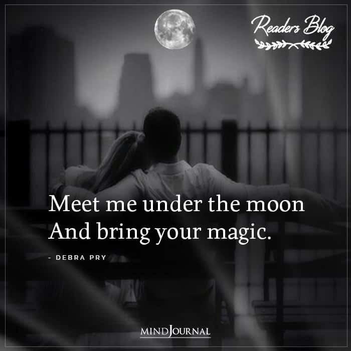 Meet Me Under The Moon