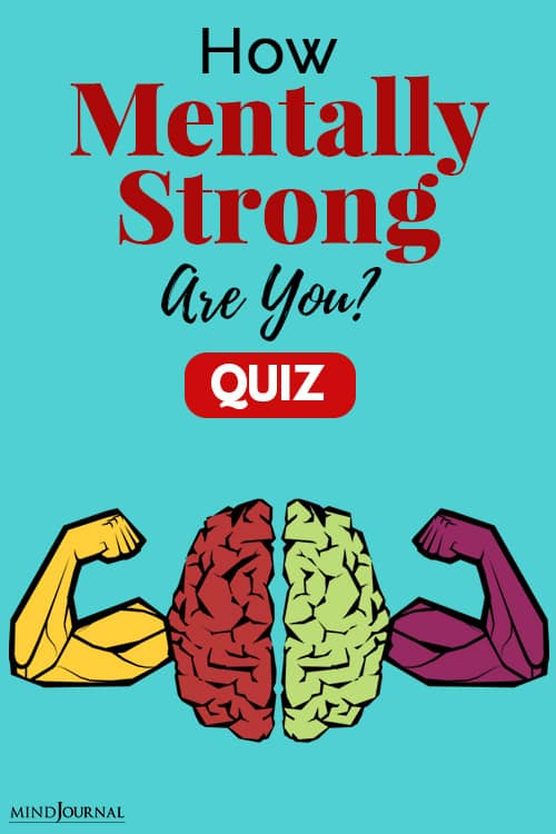 Mentally Strong Are You pin