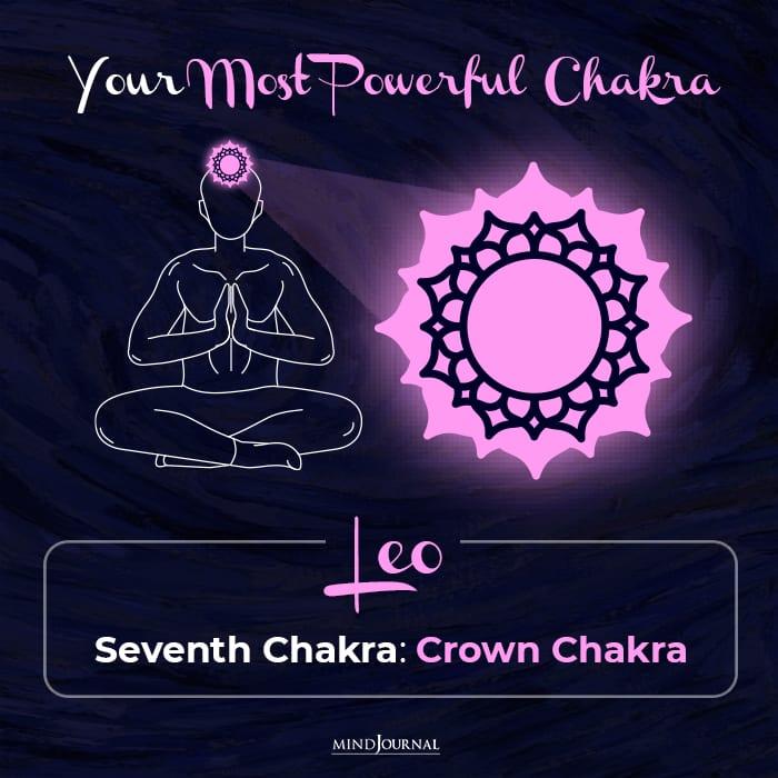 Most Powerful Chakra Zodiac Sign leo