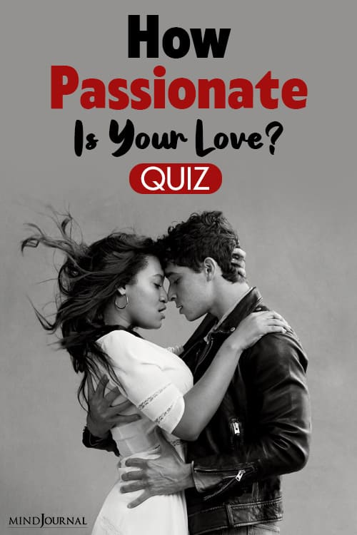 Passionate Your Love pin