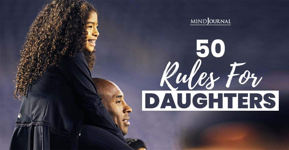 Rules For Daughters
