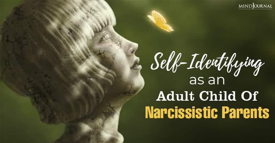 Self Identifying Adult Child Narcissistic Parents