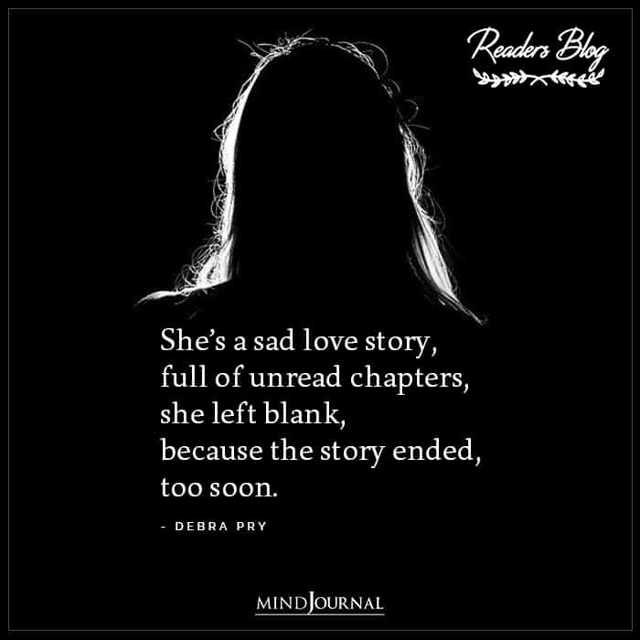 Shes A Sad Love Story