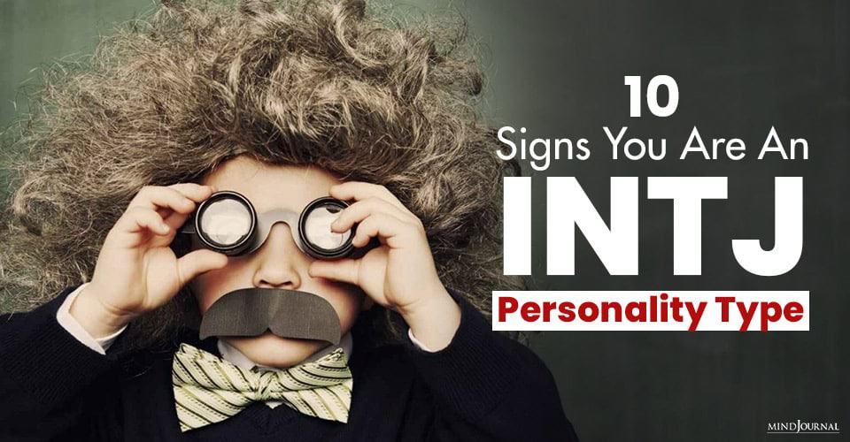 Signs INTJ Personality Type