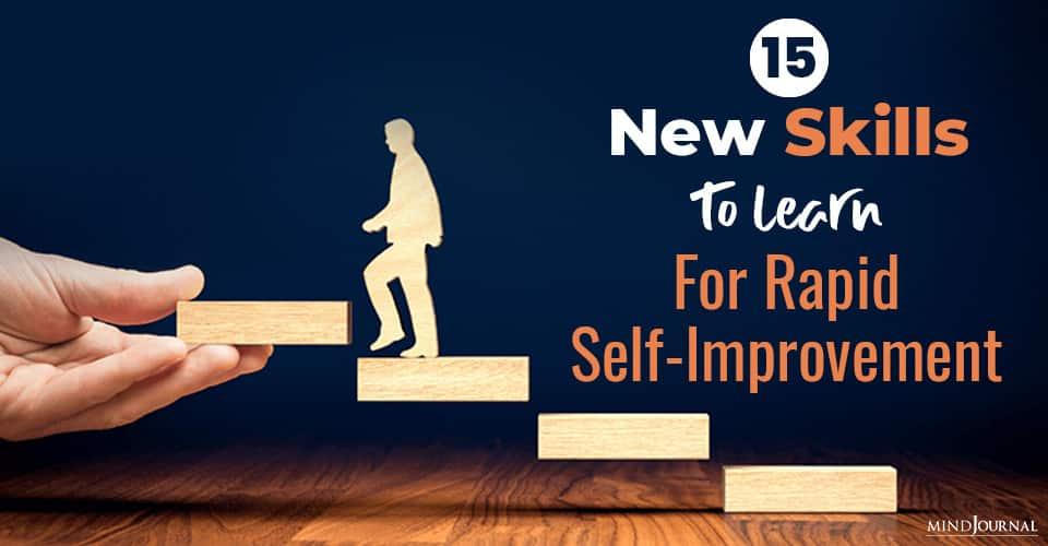 Skills Learn Self Improvement